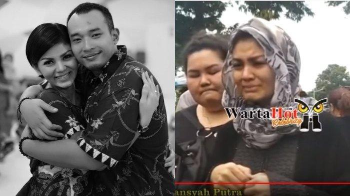 CURHAT Pilu Intan RJ, Terpuruk Suami Meninggal, 3 Jam Nangis di Makam: Denger Ambulans Aku Gemetar