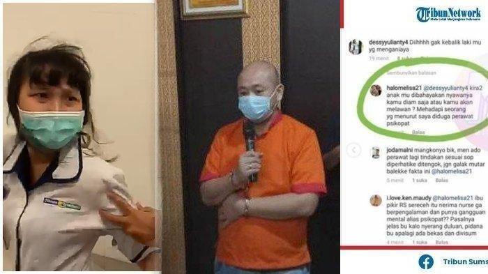 Ngaku Polisi saat Suruh Perawat RS Siloam Bersujud, Kini Pekerjaan Asli Pelaku Penganiayaan Terkuak