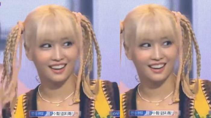 Suara Asli Momo TWICE Ketika Menyanyi Tuai Kritik & Dinilai Sumbang, Ini Reaksi Nayeon Disampingnya
