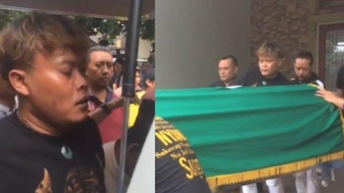 VIDEO Lina Meninggal, Sule Angkat Keranda Jenazah dengan Mata Sembab, Rizky Febian Terus Berdoa