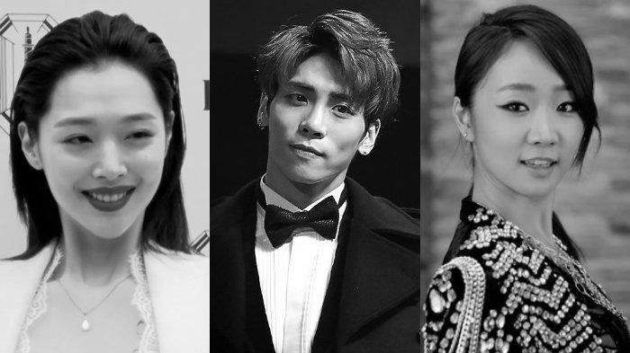 TRAGIS, 5 Tragedi Bunuh Diri Artis Korea Paling Memilukan, Sulli, Kim Jonghyun hingga Ahn So Jin