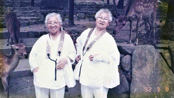 Pecahkan rekor, Saudara Kembar Identik Asal Jepang Jadi yang Tertua di Dunia, Lahir Tahun 1913