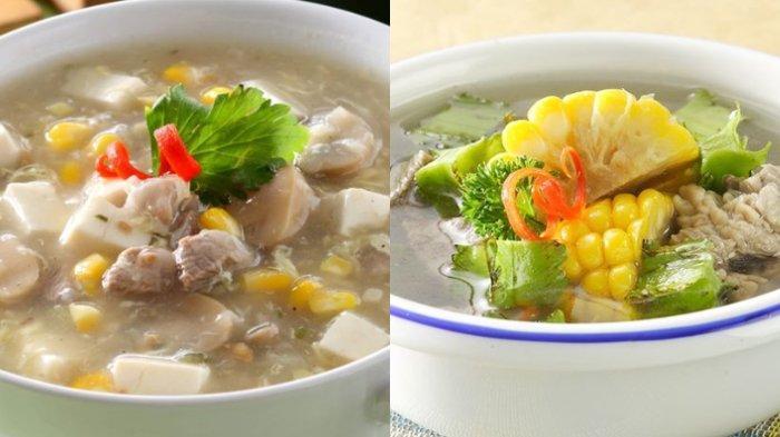 KUMPULAN Resep Hidangan Berkuah, Masakan Rumahan yang Selalu Bikin Rindu, Sehat dan Bergizi Tinggi