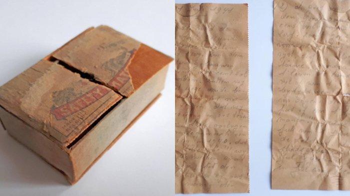 Renovasi Rumah, Keluarga Ini Kaget Temukan Pesan Misterius Tahun 1975.di Tembok, Penulis Terungkap!