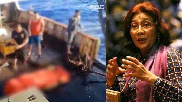 Viral Jasad ABK Indonesia Dibuang ke Laut dari Kapal China, Susi Pudjiastuti: Saya Teriak Sejak 2005