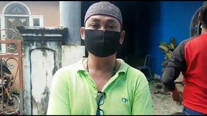 Sutrisno, ayah Gita Sutriani ceritakan sang anak tewas akibat gempa di Mamuju