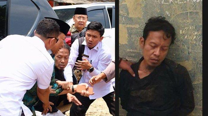 Abu Rara, Pelaku Penusuk Wiranto Divonis 12 Tahun Penjara, Takut Ditangkap Densus, Kini Minta Maaf