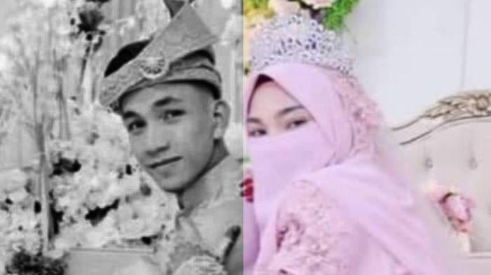 BARU 7 Hari Nikah, Wanita Ini Pilu Jadi Janda, Suami Sempat Bahas Kain Kafan dan Lepas Cincin Nikah