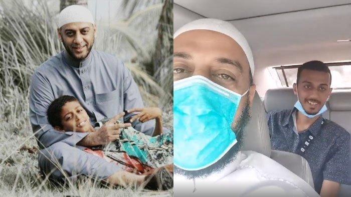 Selalu Dikenang, Perubahan Sikap Syekh Ali Jaber Sebelum Wafat Diungkap Hasan, Irfan Hakim Tertegu