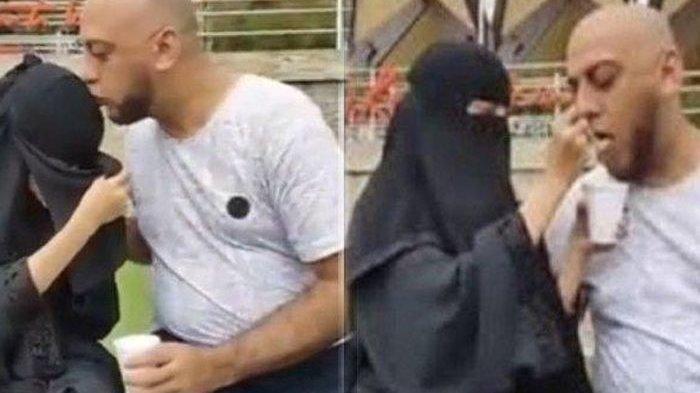Kenangan romantisme Syekh Ali Jaber dan Umi Nadia, istrinya