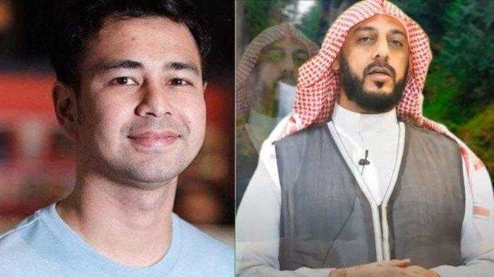 Cerita Raffi Ahmad Beri Kado Anniversary Syekh Ali Jaber, Ternyata Masih Punya Utang ke Ummu Fahad