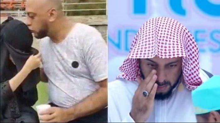 REAKSI Irfan Hakim & Yusuf Mansur, Hasan Pergoki Syekh Ali Jaber Mesrai Umi Nadia 'Tak Mau Diganggu'