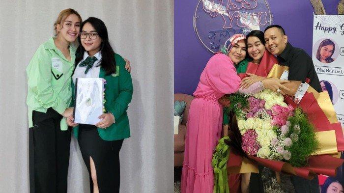 Cerita Syifa Lulus Kuliah, Akui Lemah di Pendidikan, 3 Kali Ganti Kampus, Ayu Ting Ting Beri Mobil