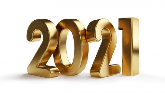 Ucapan Selamat Tahun Baru 2021 Bahasa Indonesia dan Inggris, Cocok Dijadikan Story IG, WA, & FB