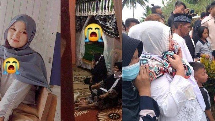 HISTERIS Tamu Tak Jadi Kondangan Malah Takziah, Calon Pengantin Sudah Terbujur Kaku di Keranda