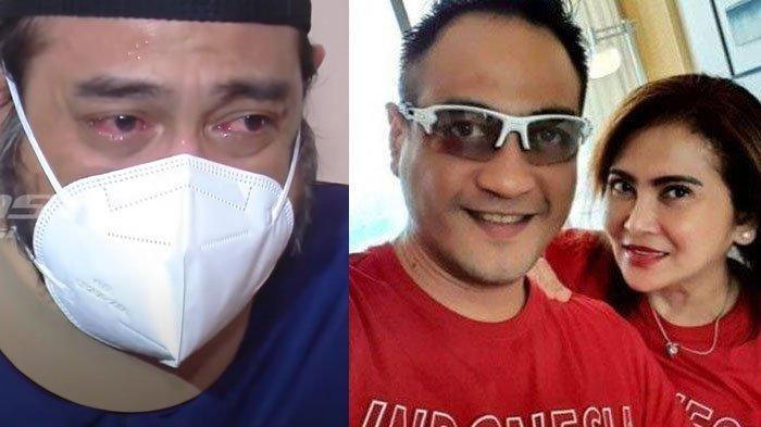 SAKIT HATI Anggia Bongkar Perlakuan Ibunda Ferry Irawan, Kebohongan 8 Tahun Diungkap: Saya Kecewa!