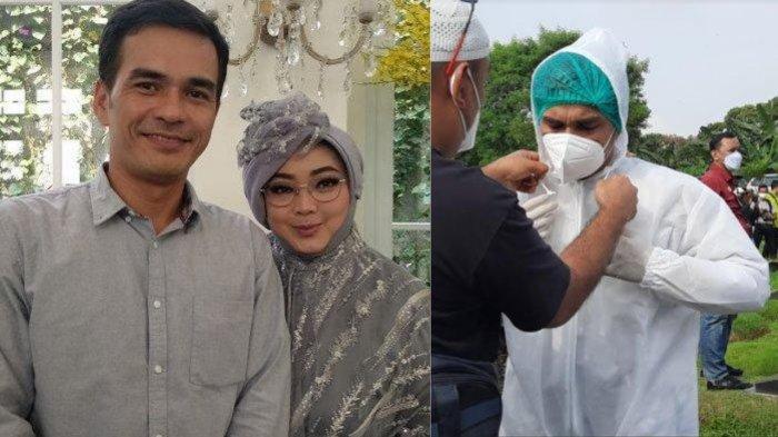 Teddy Syah Beberkan Kondisi Anak Selepas Kepergian Rina Gunawan: 'Sempat Kejang karena Syok'