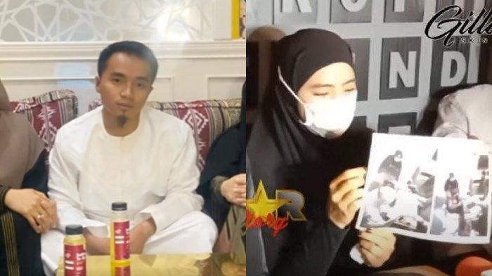 Mansyardin Kena Skandal Soal Marlina, Taqy Malik Minta Maaf, Akui Tak Tahu Ayahnya Sudah Nikah Lagi