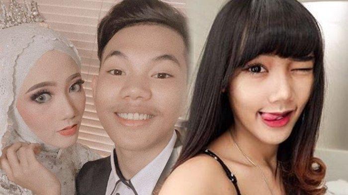 Tegar Septian, mantan penyanyi cilik kini menikah muda dengan wanita bernama Sarah Sheila.