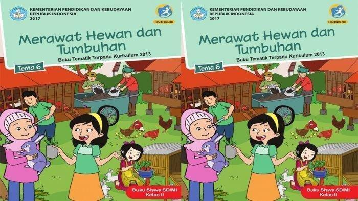 Soal buku tema 6 kelas 2 SD/MI halaman 9 - 15: Temukan tata tertib yang harus dipatuhi oleh Lani di sekolah.