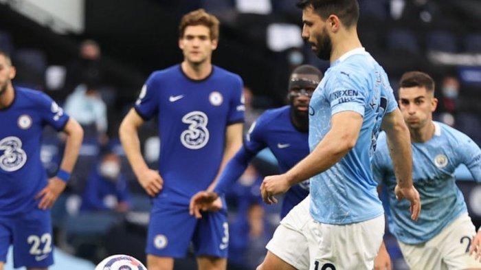 HASIL Liga Inggris 2021 Tadi Malam & Klasemen Pekan Ke-35, Manchester City Tunda Sabet Juara EPL
