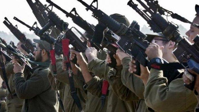 Senjata Israel Dikenal Lebih Canggih dari Hamas, 5 Negara Ini Jadi Pemasoknya, Ada Amerika Serikat