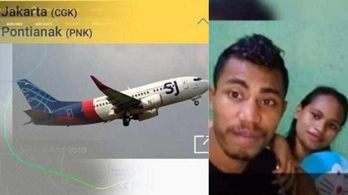 DUA Penumpang SJ 182 Pakai KTP Palsu Ternyata Calon Pengantin, Terbang ke Pontianak Cari Modal Nikah