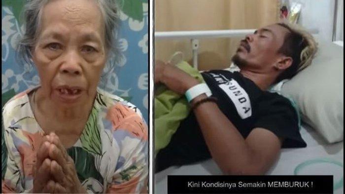 Ade Londok Jatuh dari Tangga Hingga Kritis, Sang Ibu & Kakak Minta Maaf: 'Semoga Dibebaskan Khilaf'