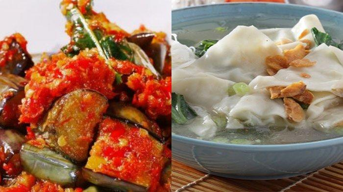 Kumpulan Resep Masakan Rumahan Paling Praktis Hanya 10 Menit Terong Balado Pangsit Sayur Kuah Tribunnewsmaker Com