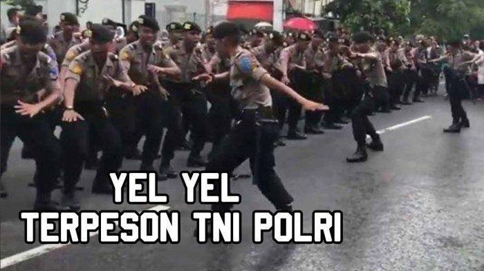 Fakta Lagu Terpesona yang Kini Viral, Jadi Yel-yel TNI & Polri, Samuel Takatelide Tak Terima Royalti