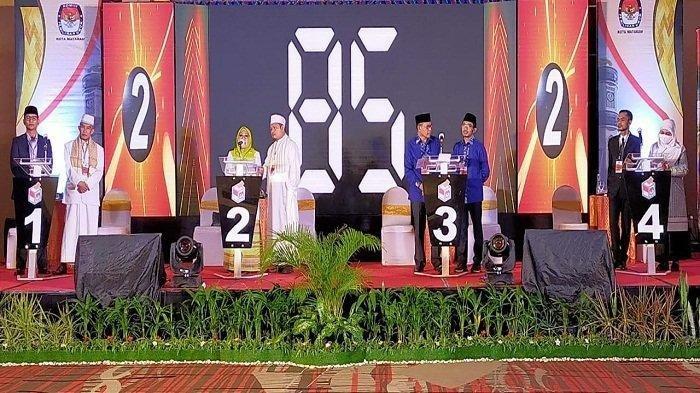 SOSOK TGH Mujiburrahman, Pemenang Wakil Wali Kota Mataram NTB Versi Hitung Cepat Pilkada 2020