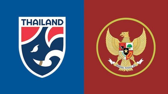LIVE STREAMING Timnas Indonesia vs Thailand Kualifikasi Piala Dunia 2022, Malam Ini Cek Link di Sini