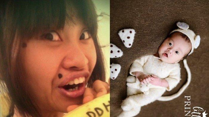 Wanita Viral Karena Paras Jeleknya, Wajah Asli Terungkap Setelah Anak Lahir, Ternyata Secantik Ini
