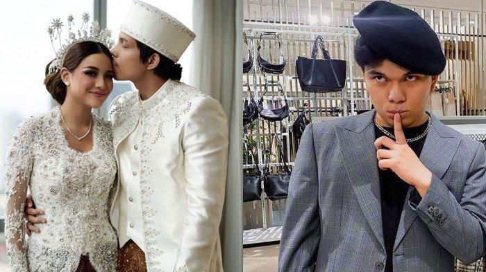 Thariq Halilintar Beberkan Pernikahan Atta & Aurel Tak Balik Modal, Ungkap Harga Souvenir Liontin