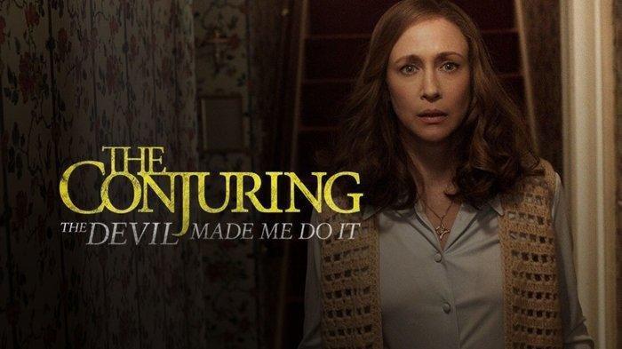 Fakta Film The Conjuring 3: The Devil Made Me Do It, Berdasar Kisah Nyata Ungkap Kasus Pembunuhan