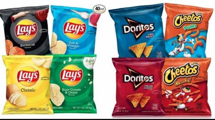 Sejarah Cheetos, Lays, & Doritos, Snack Populer yang Tak Produksi di Indonesia per Agustus 2021