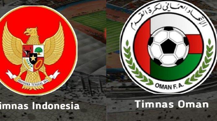 JADWAL LIVE STREAMING Timnas Indonesia vs Oman Hari Ini Sabtu 29 Mei 2021 dan Link Update Live Skor