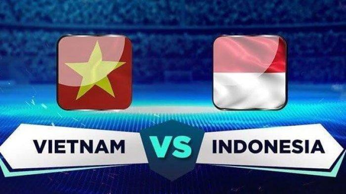 LIVE STREAMING Timnas Indonesia vs Vietnam Kualifikasi Piala Dunia 2022 Qatar Malam Ini Live SCTV