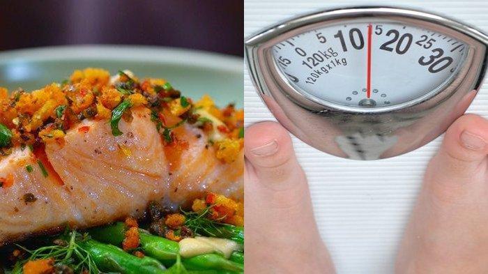 Tips Berat Badan tak naik saat puasa