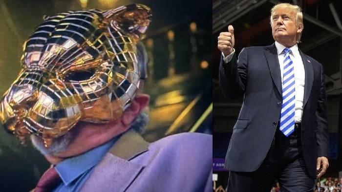 Tokoh Para VIP di Seri Squid Game Ternyata Terinspirasi dari Donald Trump, Ini Kata Sutradara