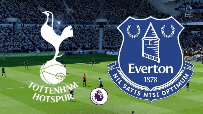 JADWAL LIVE STREAMING Tottenham Hotspur vs Everton Liga Inggris 2021 Malam Ini di Mola TV dan NET