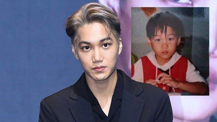 Ulang Tahun ke-27, Lihat Transformasi Kai EXO: Saat Kecil Menggemaskan, Kian Memikat saat Dewasa