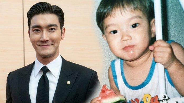 8 Foto Bukti Transformasi Siwon Super Junior, Ulang Tahun ke-35 pun Wajahnya Masih Baby Face