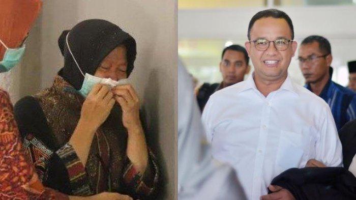 Risma & Ahok Saingi Elektabilitas Anies Baswedan di Jakarta, Tapi Sang Gubernur Tetap Tertinggi