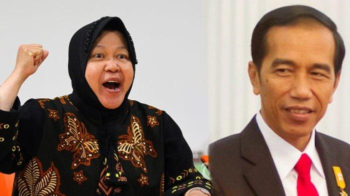 Tri Rismaharini ditunjuk Presiden Jokowi jadi Menter Sosial