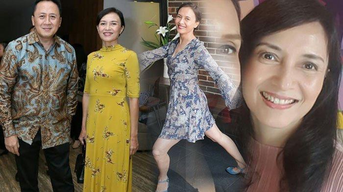 Triawan Munaf Jadi Komisaris Utama Garuda, Ini Potret Cantik Sang Istri, Ibunda Sherina Awet Muda!