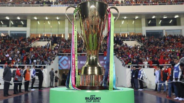 Tropi Piala AFF 2018.