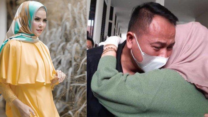 KALAH TELAK dari Angel Lelga, Tangis Vicky Prasetyo Pecah, Dituntut 8 Bulan Penjara: Gak Ada Pilihan
