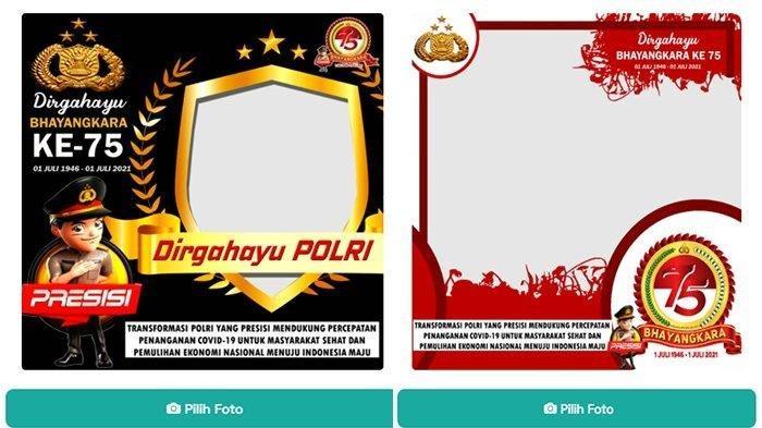 LINK TWIBBON HUT Bhayangkara 1 Juli 2021, Simak Perbedaan Makna Hari Bhayangkara & Ulang Tahun Polri