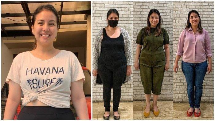 Tya Ariestya Bagikan Tips Diet Sukses, Mampu Turunkan Berat Badan 14 Kg Hanya Dalam 2 Bulan